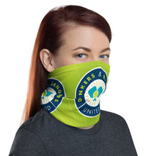 Dinkers & Bangers United™ - Full Face Mask - Lime