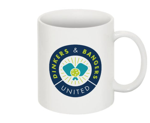 Dinkers & Bangers United™ - Ceramic Mug - 11 oz