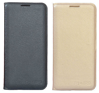 For Oppo F1 Plus Premium Synthetic Leather Flip Cover Case