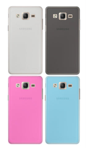 For Samsung Galaxy On5 Matte Pudding Soft TPU Silicon Case Cover