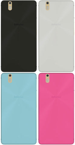 For Infocus M810 Matte Pudding Soft TPU Silicon Case Cover
