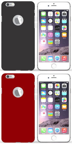 For Apple Iphone 6 Frosted Matte Hard Case Back Cover
