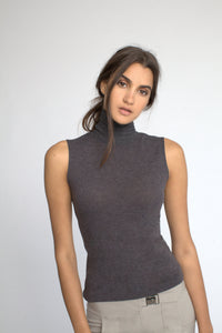 Knit Sleeveless