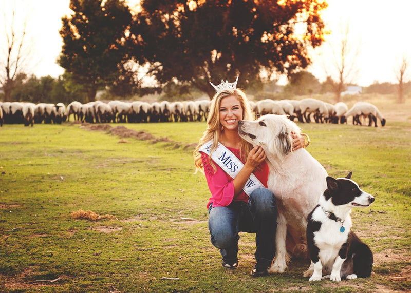 The Farm Girl Who Went to Miss America
