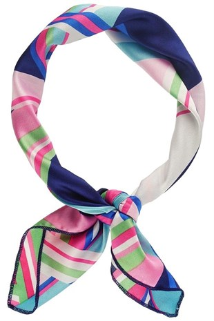 Color Block Neckerchief