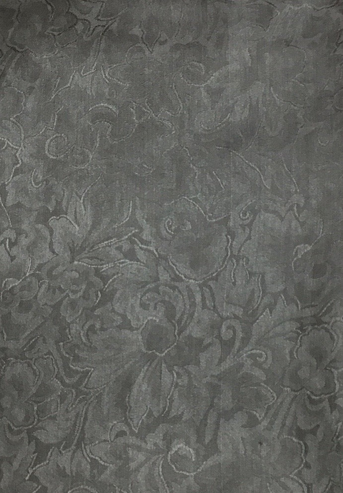 Charcoal Jacquard Wildrag