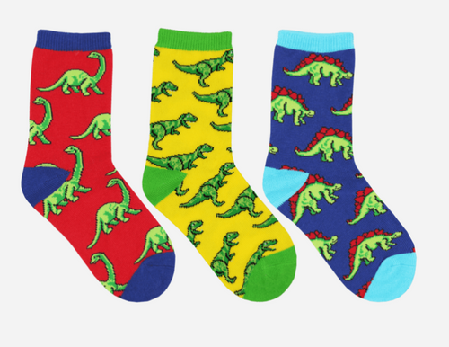 Dino-Mite Kids Socks