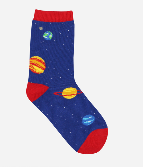 Out of This World Kids Socks