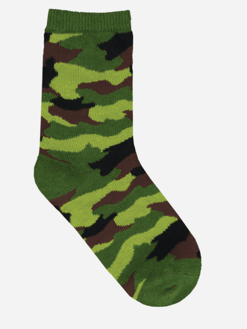 Kids Camo Socks