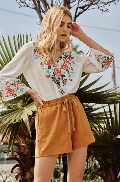 Flower Child Blouse