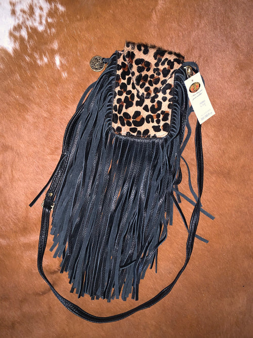 #9 Cheetah Cross-body