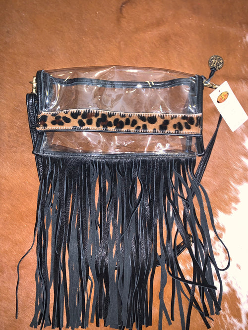 #18 Cheetah Stadium Bag