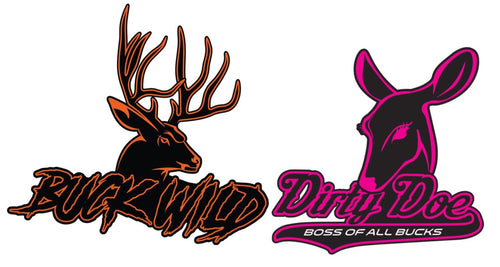 Dirty Doe & Buck Wild Outdoors has clothing for everyone