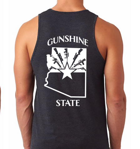 Gunshine State Buckwild  Tank Top