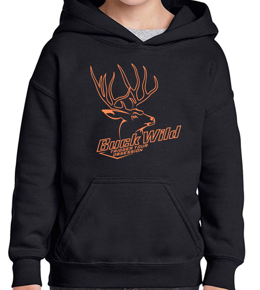 Buckwild Hoodie - Dirty Doe & Buck Wild ,hunting apparel,camo,girls that hunt,huntress, buck wild,deer shirts,buck shirts,country shirt,country girl shirts, amazon,cabelas,bass pro shop,sportmans,