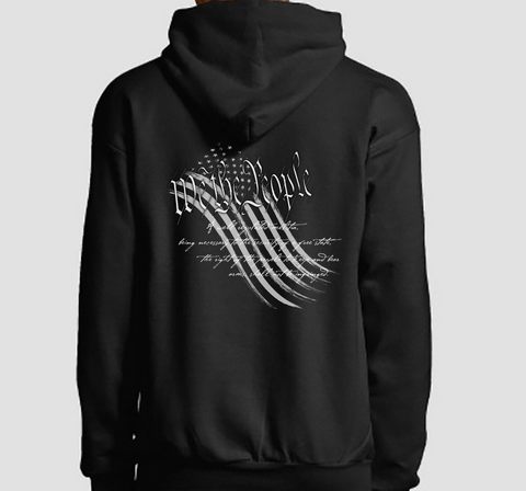 We The People Hoodies In assorted colors