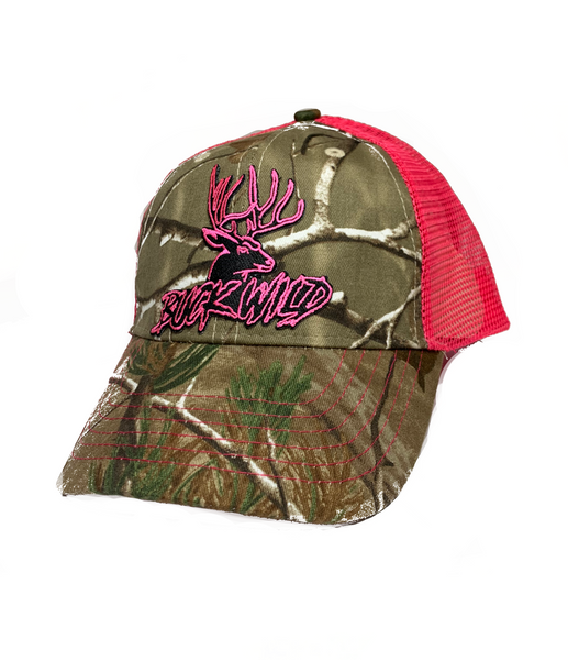 "Buckwild ""Wild At Heart"" Snapback Hat"