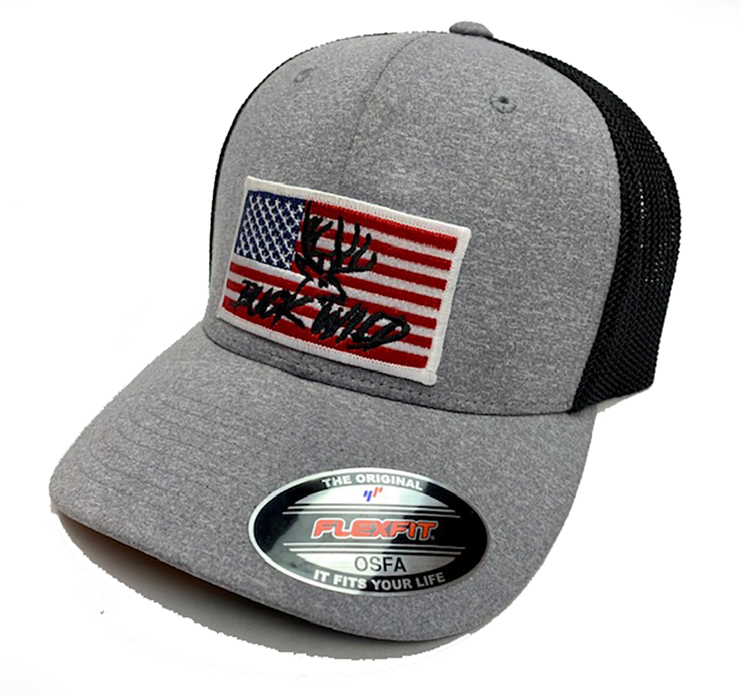 Buckwild Merica Hat - Dirty Doe & Buck Wild