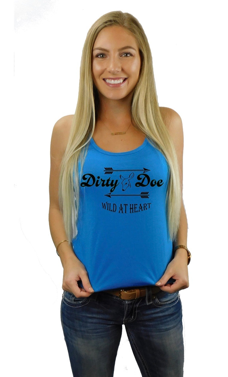 Wild At Heart Dirty Doe