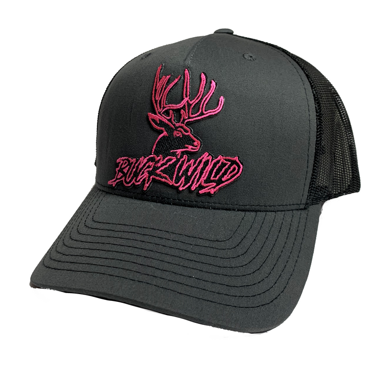 "Buckwild ""Gunsmoke"" Patch Hat"