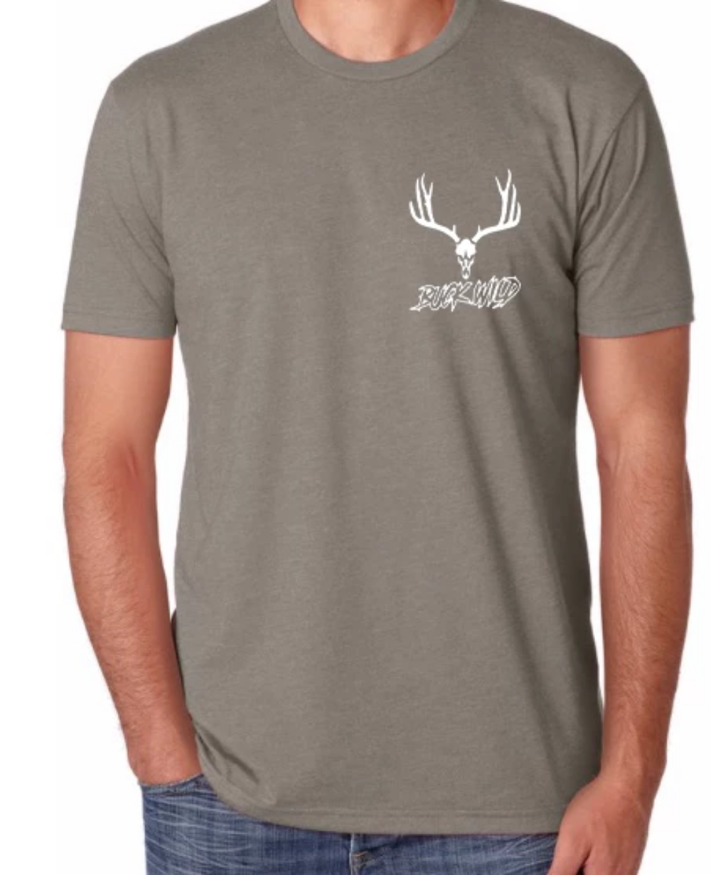 Muley T-Shirt - Dirty Doe & Buck Wild ,hunting apparel,camo,girls that hunt,huntress, buck wild,deer shirts,buck shirts,country shirt,country girl shirts, amazon,cabelas,bass pro shop,sportmans,