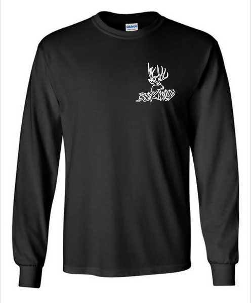 "Buckwild ""It Only Offends You Until It Defends You"" long sleeve t-shirt - Dirty Doe & Buck Wild"