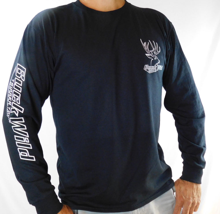 Buck Wild Long Sleeve
