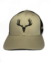 "BUCKWILD ""Dirtnap"" Curveable Flexfit Hat"