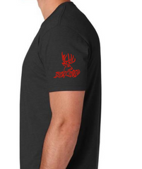 """We The People"" ARE PISSED OFF Black T-shirt - Dirty Doe & Buck Wild"