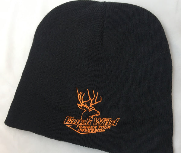 Buck Wild Trigger Your Obsession Beanie - Dirty Doe & Buck Wild ,hunting apparel,camo,girls that hunt,huntress, buck wild,deer shirts,buck shirts,country shirt,country girl shirts, amazon,cabelas,bass pro shop,sportmans,