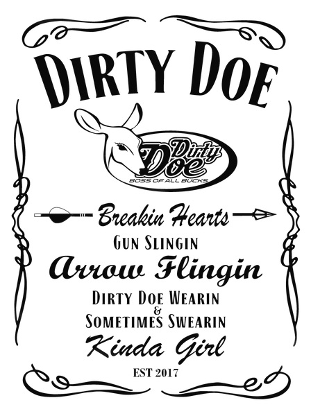 Dirty Doe Jersey Breakin Hearts - Dirty Doe & Buck Wild ,hunting apparel,camo,girls that hunt,huntress, buck wild,deer shirts,buck shirts,country shirt,country girl shirts, amazon,cabelas,bass pro shop,sportmans,