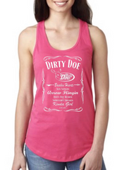 Dirty Doe Breakin Hearts Racer Back Tank Top - Dirty Doe & Buck Wild ,hunting apparel,camo,girls that hunt,huntress, buck wild,deer shirts,buck shirts,country shirt,country girl shirts, amazon,cabelas,bass pro shop,sportmans,