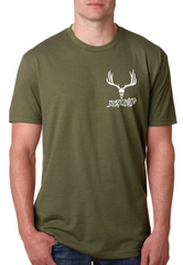 Muley Buckwild T-Shirt - Dirty Doe & Buck Wild ,hunting apparel,camo,girls that hunt,huntress, buck wild,deer shirts,buck shirts,country shirt,country girl shirts, amazon,cabelas,bass pro shop,sportmans,