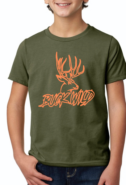 Buckwild tee - Dirty Doe & Buck Wild ,hunting apparel,camo,girls that hunt,huntress, buck wild,deer shirts,buck shirts,country shirt,country girl shirts, amazon,cabelas,bass pro shop,sportmans,