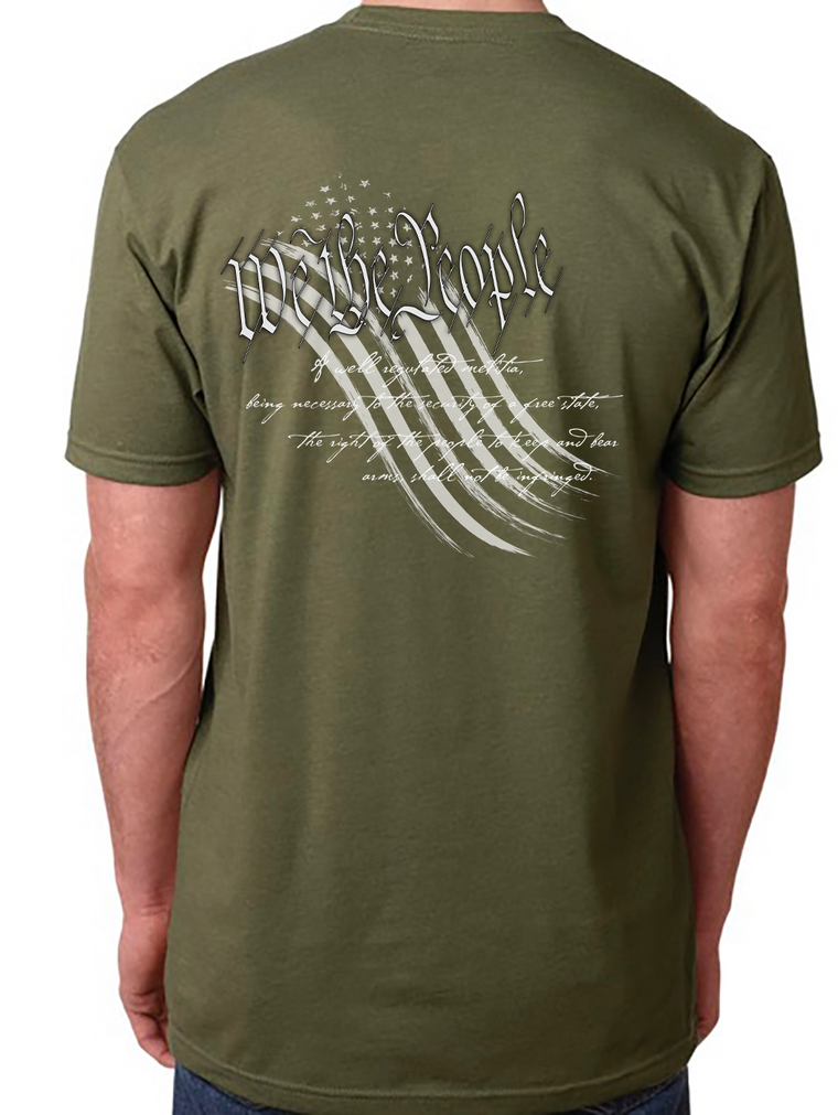 We The People Buckwild T-Shirt
