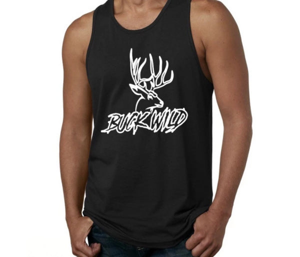 Buckwild Tank Top - Dirty Doe & Buck Wild ,hunting apparel,camo,girls that hunt,huntress, buck wild,deer shirts,buck shirts,country shirt,country girl shirts, amazon,cabelas,bass pro shop,sportmans,