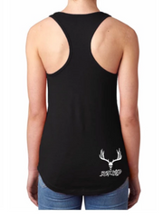 Buckwild Racer Back Tank Top (assorted colors) - Dirty Doe & Buck Wild ,hunting apparel,camo,girls that hunt,huntress, buck wild,deer shirts,buck shirts,country shirt,country girl shirts, amazon,cabelas,bass pro shop,sportmans,