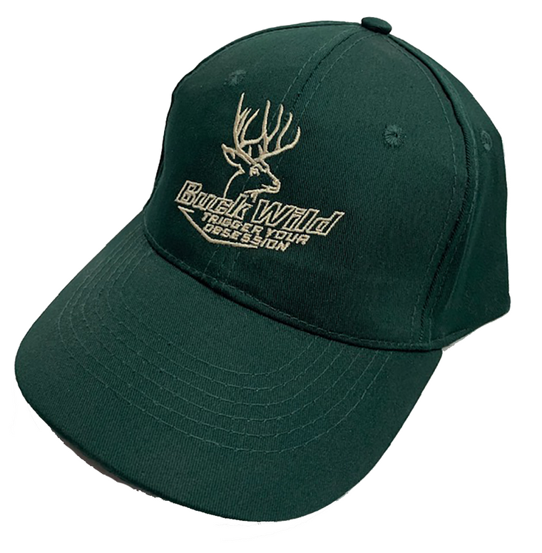 Buck Wild Green Hat
