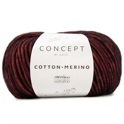 Concept Cotton Merino from Katia