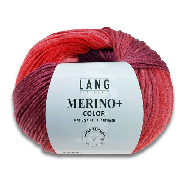 Lang - Merino+Color