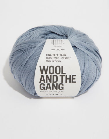 Wool and the Gang - Tina Tape Yarn