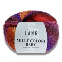 Lang Mille Colori Baby Luxe