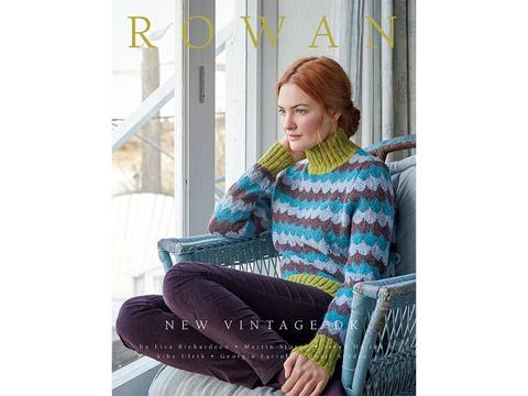 Rowan New Vintage Collection