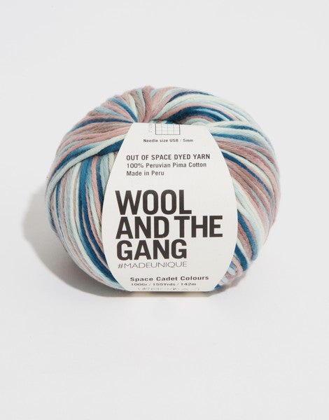 Wool and the Gang - Shiny Happy Cotton