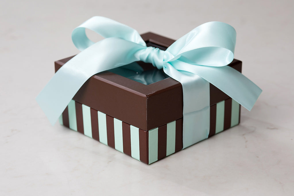 Milk Chocolate Pecan Toffee with Gift Packaging - 8oz.