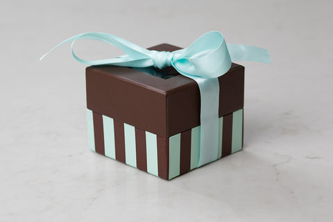 Delta Pecan Milk Chocolate Toffee with Gift Packaging - 4oz.