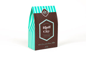 Milk Chocolate Pecan Toffee with Signature Packaging - 8 oz.