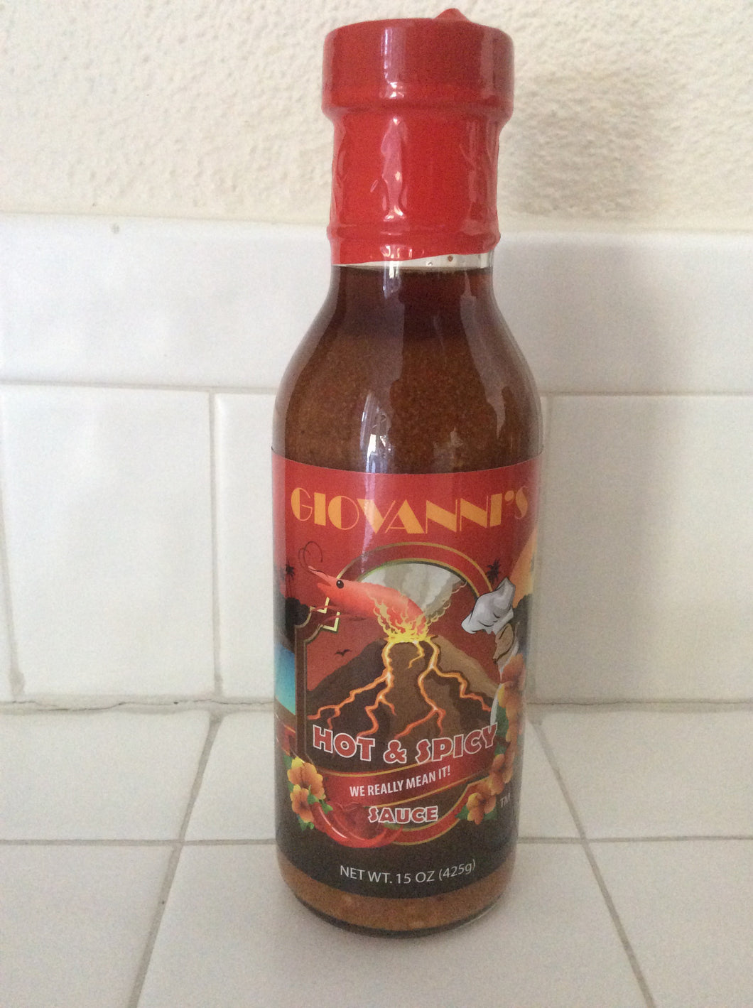 GIOVANNI'S HOT & SPICY