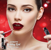 UltiMatte Holiday Red