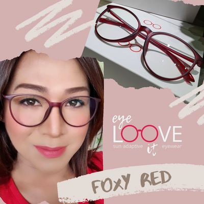 Foxy Red